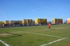 Stadion Przyrzecze w Jaworze