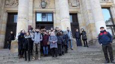 Uczniowie I LO na wycieczce w Gorlitz