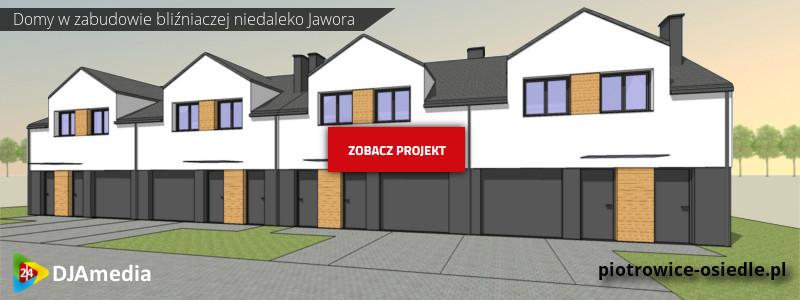 Piotrowice-Osiedle - osiedle domów w zabudowie bliźniaczej