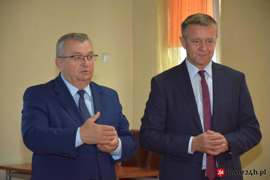 (FILM, FOTO) Polska jest jedna: Minister Adamczyk w Męcince