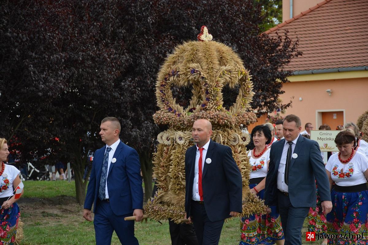 (FOTO) Dożynki Gminno-Powiatowe w Marcinowicach