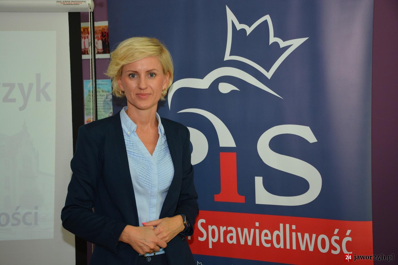 Aneta Kucharzyk chce zjednoczyć mieszkańców Jawora