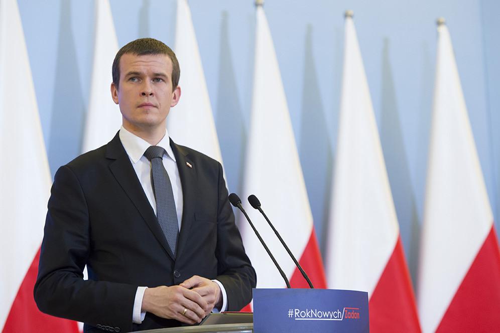 Minister Sportu i Turystyki Witold Bańka z wizytą na Dolnym Śląsku
