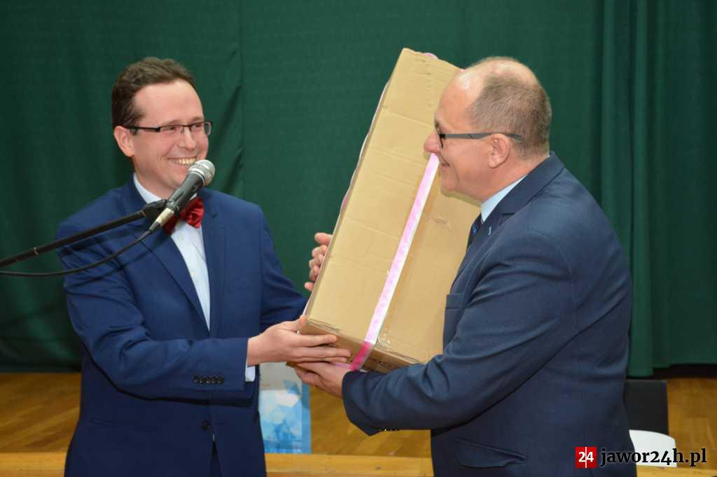 (FOTO) Święto Patrona w jaworskim Liceum