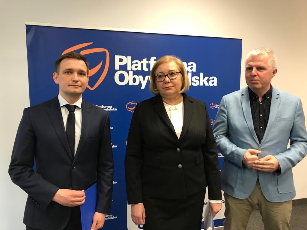 Domagają się większej kwoty przeznaczonej na drogi na Dolnym Śląsku