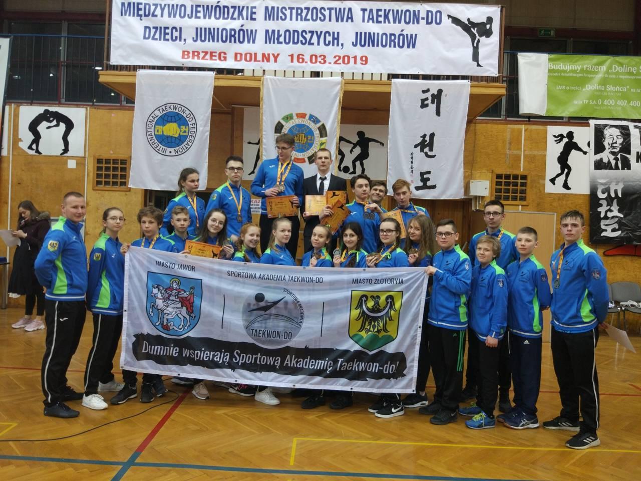 SAT na Międzywojewódzkich Mistrzostwach Juniorów Młodszych i Juniorów