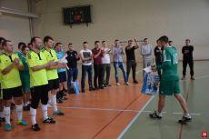 Serduszko dla Alanka - charytatywny turniej piłki nożnej halowej
