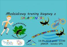 Jawor: Młodzieżowy trening biegowy z Salamandrą