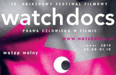 Jawor: Objazdowy Festiwal Filmowy WATCH DOCS już od środy