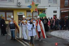(FOTO) Orszak Trzech Króli w parafii pw. Miłosierdzia Bożego w Jaworze