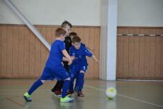 (FILM, FOTO) Baszta Wałbrzych wygrywa Kuźnia Cup skrzatów